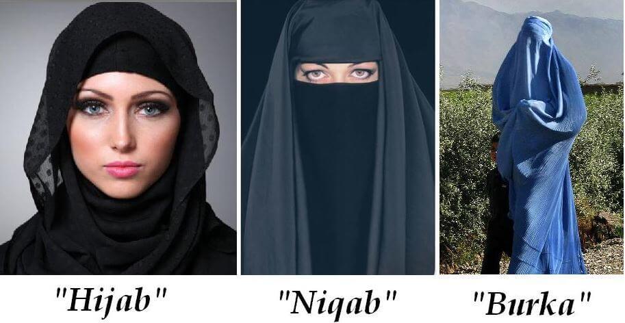 Burqa, Quebec, United States, Dutch