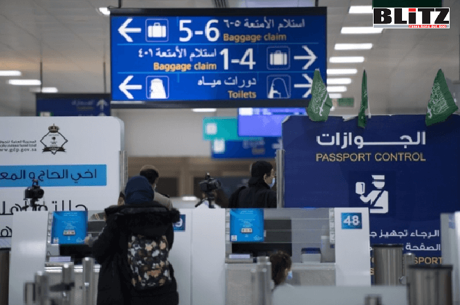 Saudi extends suspension of flights by another week over Covid strain