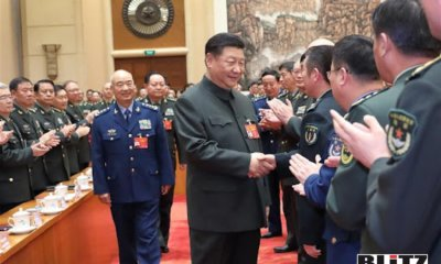 In his latest speech, Xi Jinping reiterated that the Party must command the gun.